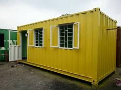 Mua bán, cho thuê container văn phòng