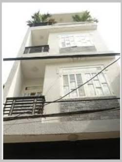 Nhà ngõ 31 Trần Quốc Hoàn, 60m2 xây 5Tầng, đủ đồ - văn phòng - Gia đình ở