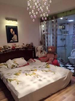 Cho thuê căn hộ chung cư  CTM 299 Cầu Giấy  diện tích 80m2 Diện tích 80m2 thiết kế  gồm: 02 phò