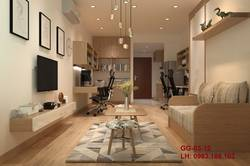 Căn hộ Officetel Garden Gate  Novaland  34m2 Full nội thất, số 8 Hoàng Minh Giám, P9, Phú Nhuận