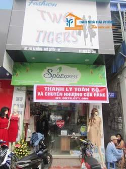 Chuyển nhượng cửa hàng quần áo, thời trang nữ tại 242 Đà Nẵng, Ngô Quyền, Hải Phòng