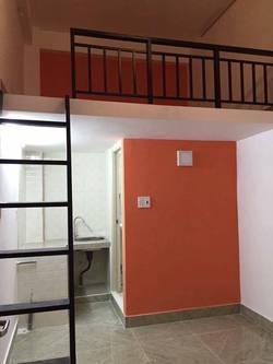 Phòng cho thuê rất đẹp, Có Gác Lửng, Kệ Bếp, MT đường Trường Chinh, DT:20m2   25m2, Giá 2.7   3 trệu