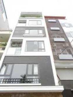 Nhà phân lô ngõ 105 Nguyễn Phong Sắc. DT 85m2 xây 6Tầng, thang máy