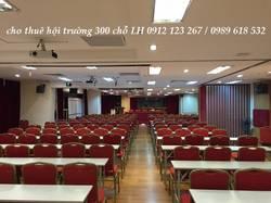 Cho thuê phòng học, phòng hội thảo tại Hà Nội