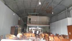 Cho thuê 1 hoặc cả 2 nhà mặt tiền 18m Nguyễn Văn Linh gần ngã 3 cầu Rào 2 giá 7tr, 25tr/th