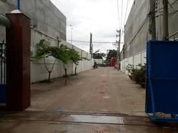 Cho thuê xưởng ngang 17.5m x 36m P. Bình Hưng Hòa B, Quận Bình Tân