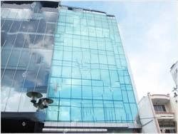 Cho thuê tòa nhà mới xây góc 2 mặt tiền đường Kinh Dương Vương, Quận 6.DTSD:1400m2 giá 220tr