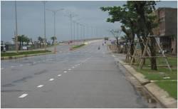 Cho thuê đất MT15M2 ĐƯỜNG VÕ CHÍ CÔNG - Đà Nẵng
