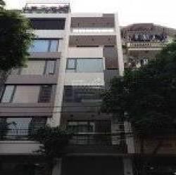 Nhà phân lô  Nguyễn Khả Trạc, 75m xây 5Tâng, mặt tiền 5m, giá 25 triệu