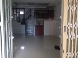 Cho thuê nhà mặt tiền, đẹp, 1 trệt, 3 lầu,Trương Phước Phan. Bình Tân