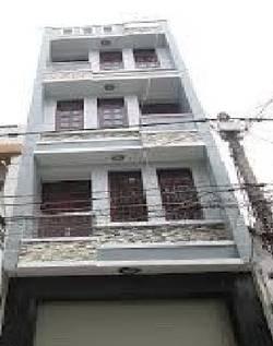 Nhà mặt phố Tô Hiệu - Đường lớn 75m2 x 4 Tầng- Mt 4,2m