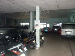 Cho thuê mặt bằng kho bãi DT 400m Nguyễn Tất Thành, Quận 4 giáp Quận 1.