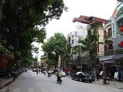 Cho thuê nhà mặt đường phố kinh doanh sầm uất Tuệ Tĩnh vs Lê Đại Hành