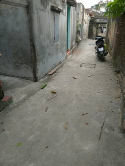 Cho thuê nhà riêng trong ngõ 145 Nguyễn Bỉnh Khiêm , giá 1.2 triệu