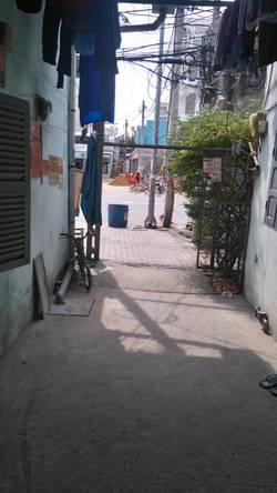 Tìm bạn Nam ở ghép - đường Phú Thuận - Huỳnh Tấn Phát - Q7
