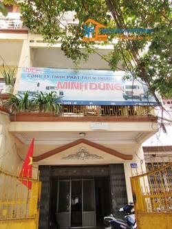 Cho thuê nguyên căn nhà mặt đường 435 Đà Nẵng, Ngô Quyền, Hải Phòng