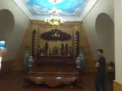 Cho thuê nhà mặt ngõ Thiên Lôi   gần Chợ Đôn   : - ngang 5m