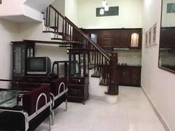 Cho thuê nhà riêng Phố Tây Sơn,dt 30m2,4tầng,4pn,3wc,đủ đồ Giá 8tr