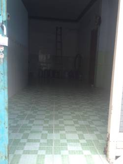 Nhà nguyên căn 6x10, 1 trệt, 1 lầu, 2 PN đường Mã Lò Q. Bình Tân