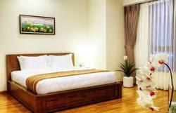 Cho thuê căn hộ chung cư Ct3 trung văn 71 m2 chia 2 ngủ full nội thất