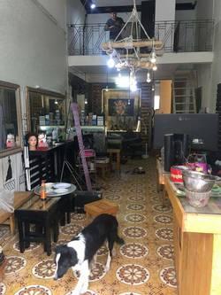 Cty Phong Vân cho thuê tầng 1 Tại Cát dài- 12tr
