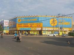 Cho thuê góc 2MT Nguyễn Thị Thập, Q,7