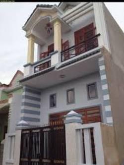 Cho thuê nhà nguyên căn 4x20m, 1 trệt, 1 lầu, 2PN, 2NVS, Q Tân Phú