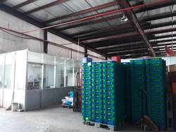 Cho thuê kho tại KCX Tân Thuận đường Nguyễn Văn Linh, Quận 7 DT 2000m giá 160tr/th.