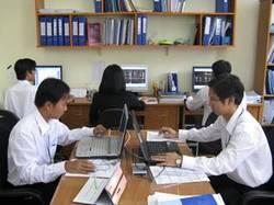 Cho thuê văn phòng khu Trần Thái Tông, Ngân Hàng Quân Đội, Hà nội   0973.573.255