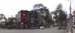 Cho thuê nhà mặt tiền hai căn liền kề Nguyễn Thái Học