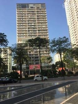 Cho thuê căn hộ số 402, tòa nhà VP2, bán đảo Linh Đàm, Hoàng Mai, Hà Nội