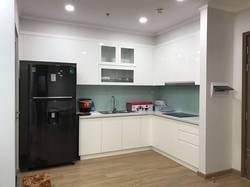 Cho thuê căn hộ ở mỹ đình palaza trần bình 81 m2 chia 2 ngủ full nội thất
