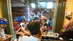 Sang nhanh quán trà sữa gần ĐH Kinh Tế