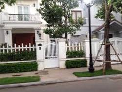 Chính chủ cho thuê biệt thự Làng Việt Kiều Châu ÂU 150 m2 X 3 tầng giá 25 tr /tháng
