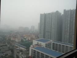 Cho thuê chung cư New Horizon city - 87 Lĩnh Nam