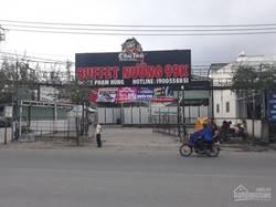 Sang mặt bằng kinh doanh MT đường Phạm Hùng
