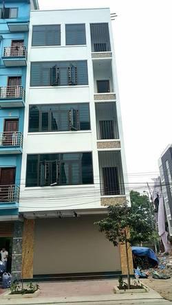 Cho thuê nhà 4 tầng x 48m2 ngõ 95 Hoàng Cầu,mặt tiền 6m