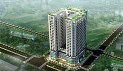 Cho thuê văn phòng cao cấp Central Field Tower , 219 Trung Kính, Trung Hòa ,Cầu Giấy , Hà Nội
