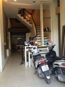 Cho thuê nhà 4 tầng x 30m2 ngõ 196 Thụy Khuê, Tây Hồ,hn