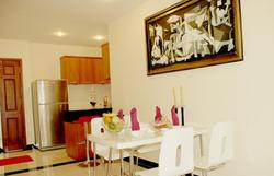 Cần cho thuê căn Hộ Lucky Palace Quận 6 , DT: 78m2, 2pn, 2wc