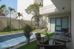 Cho thuê biệt thự 5PN, có bể bơi,  nằm khu phố tây An Thượng, gần biển