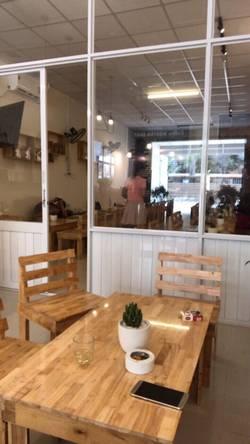 Sang quán cafe tại phường Bình An Quận 2