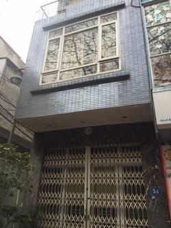 Cho thuê nhà 2 tầng x 51m2 ngõ 38 Xuân La, tây hồ,hn