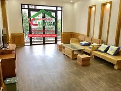 Cho thuê nhà đẹp mới xây Văn Cao 4 tầng full nội thất tiện nghi Lê Hồng Phong/ Hải Phòng