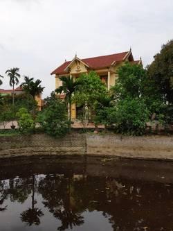 Cho thuê nhà vườn biệt thự nhỏ trong khuôn viên 2000 m2