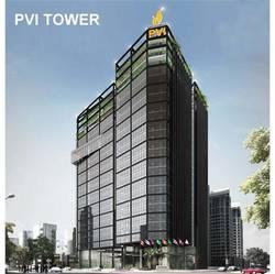 Cho thuê văn phòng hạng A Tòa nhà PVI 168 Trần Thái Tông, Cầu Giấy, Hà Nội