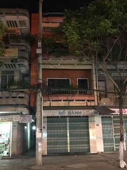 Cần cho thuê gấp nhà 3 tầng MT Ông ích Khiêm, Q. Hải Châu, gần chợ Cồn.