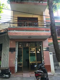 Cho thuê nhà nguyên căn mặt tiền đường Nguyễn Đức Cảnh