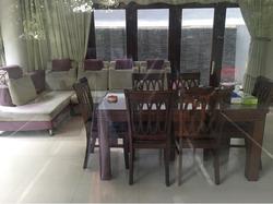 Cho thuê Biệt thự  2 mặt tiền, 6 PN khu phố Tây An Thượng.