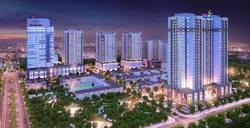 Cho thuê sàn thương mại, dự án Thanh Xuân Complex, gym, TT Tiếng Anh...